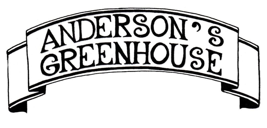 Anderson's Greenhouse logo